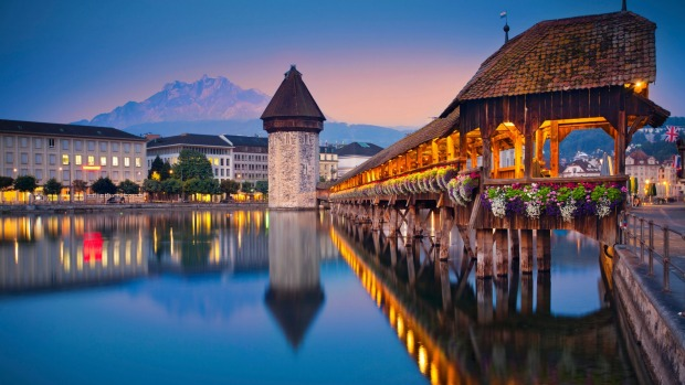 How to spend quality time when travelling to Luzern Switzerland